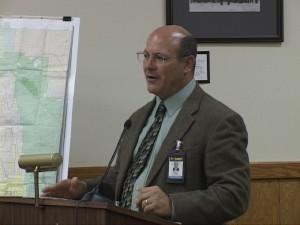 LADWP Water Operations Director, Martin Adams