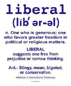 liberal-definition