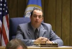 Bisop Mayor Jim Ellis