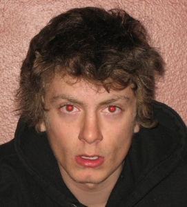 Suspect, Evan Jack Lewis of Mammoth Lakes.