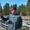 Rob Motley at the Wastewater Treatment Plant.