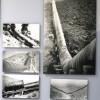 LA Aqueduct Exhibt siphons
