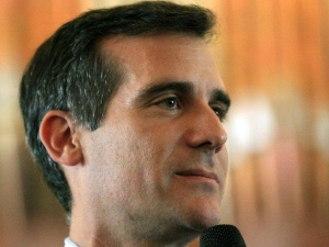 LA Mayor Garcetti
