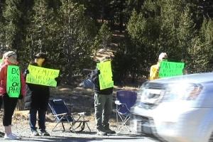 occupy yosemite