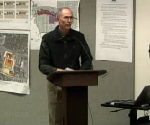 Consultant Bill Taylor worked on original Air Quality Plan as a Town planner.