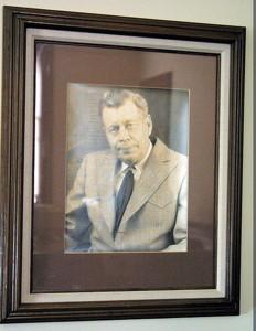 Judge Harry Roberts