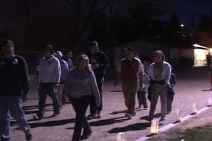 luminary walk 1