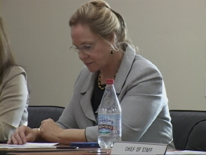 Former CEO Victoria Alexander-Lane