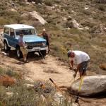 OHV Trail Repair