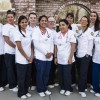 Back row from left to right: LVN students Sawnee Kennedy, Holly Rossi, Elizabeth Kliks, Carla Mendoza, Wendi Stell, Tammy Raymond  Front row from left to right: LVN students Janet Curiel, Maria Ayala Galvan, Vanessa Moore, Heather Morgan and Diana Ibarra. Not present: LVN Student Jennifer Davis