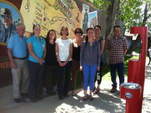 Team Inyo Press Kit - coalition group photo