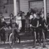 Boys on bikes. RAM 331